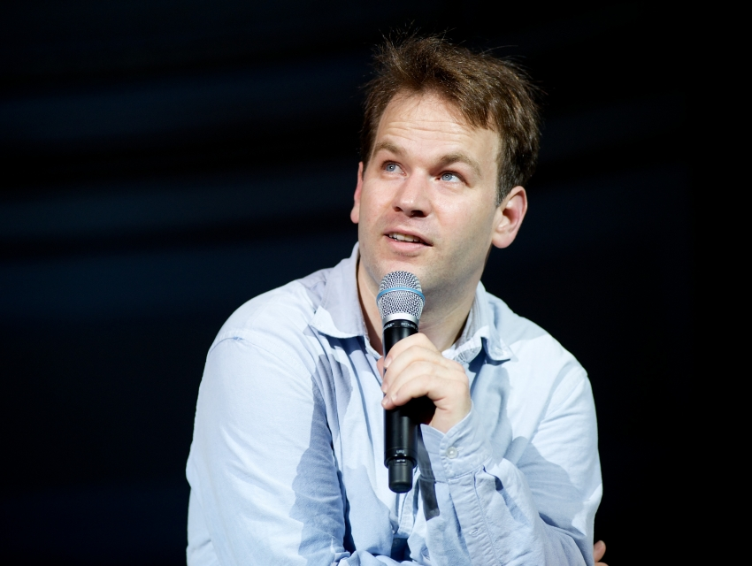 "Mike Birbiglia's ""the New One"""