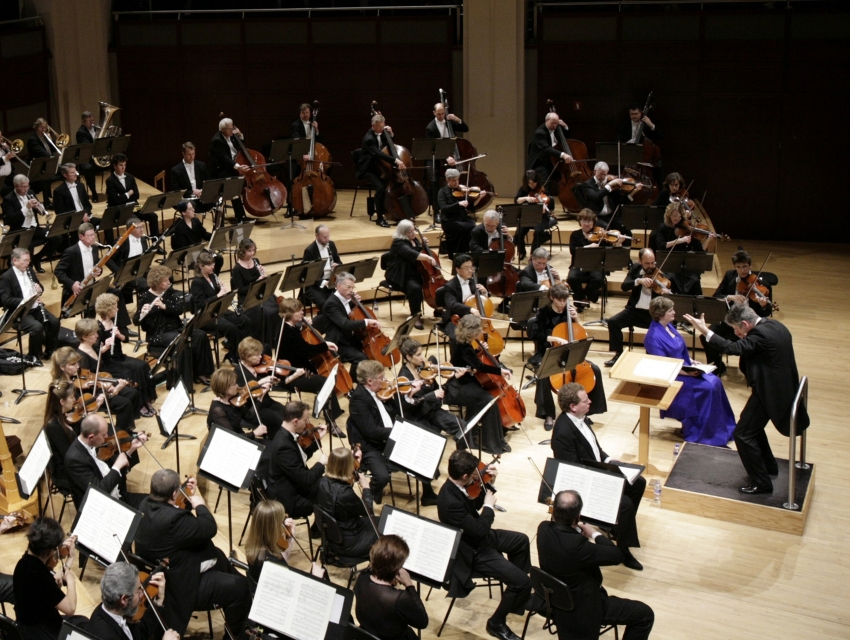 North Carolina Symphony Orchestra