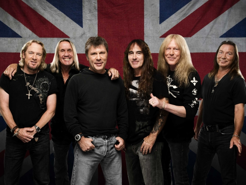 Iron Maiden and Ghost