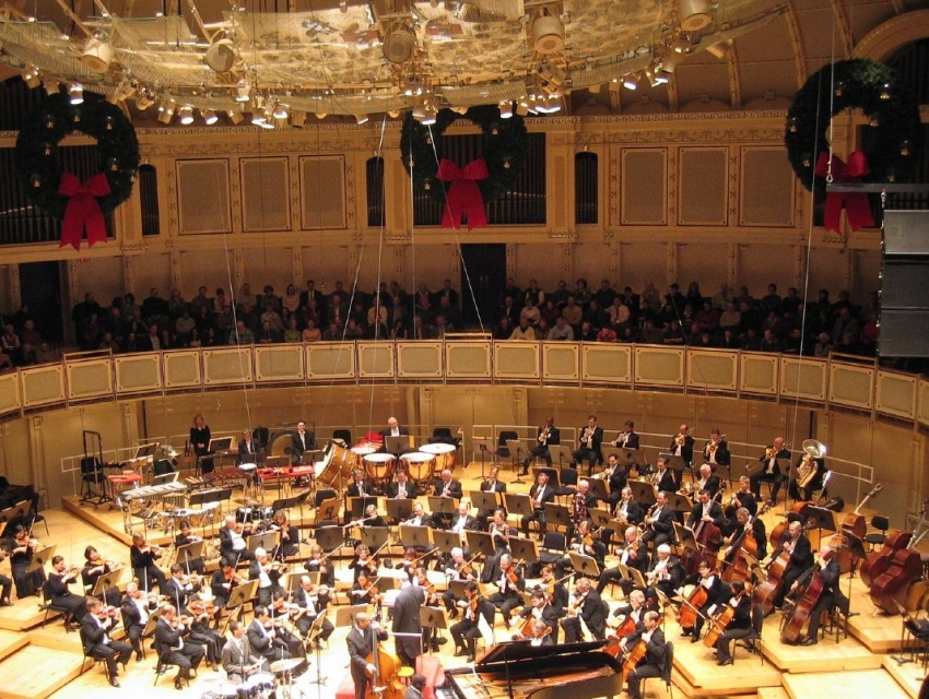 Chicago Symphony Orchestra: Peter and The Wolf
