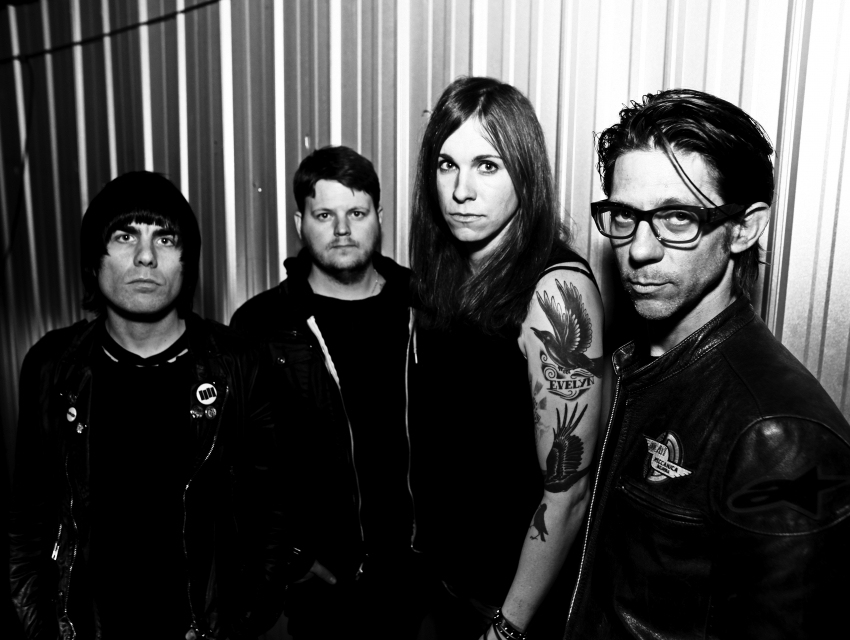 Against Me!, Speedy Ortiz